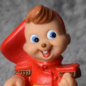 Vintage Alvin and The Chipmunks Figurine 1990